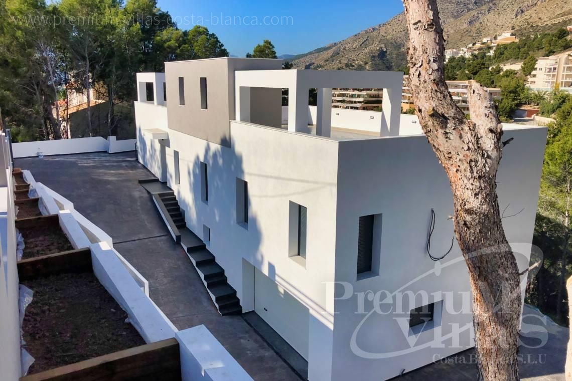 Moderne villa ved Don Cayo Golf Club i Altea - C2252 - Moderne villa ved Don Cayo Golf Club i Altea 1